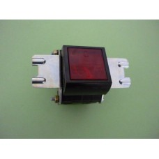 ключ  светещ за бойлерно табло с планка 16 А