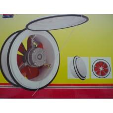 ел.вентилатор ф200 метален