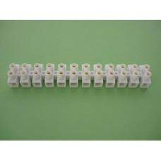 клема устер 10мм. пластмаса 63А /5121/
