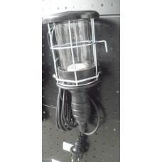 лампа подвижна с стъкло ОДДО 5м.каб.220V