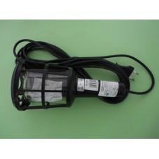 лампа подвижна с стъкло АТРА с 5м. каб. 220V