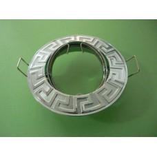 основа за луна ВЕРСАЧЕ кръгла подвижна никел
