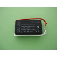трансформатор за луна 220V/12V105W мет.371 ВИТО