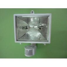 прожектор  500W с датчик /1724/