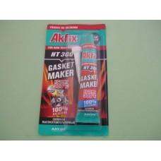 силикон АК ФИКС черен за гарнитури 50гр.