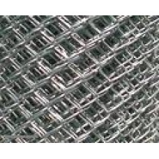 мрежа оградна поцинк.4x4 - 1.5м.вис.х10м.