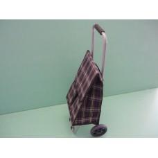 количка за багаж малка с чанта
