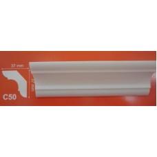 лайсна стиропор C50 2м/37х37мм/