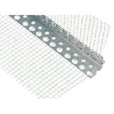 алуминиев ъгъл с фиб. мрежа 2.5м БАУКОРНЕР