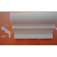 лайсна стиропор S80  2м