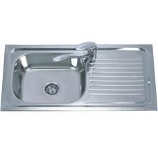 мивка алпака  Интер Керамик 8244 десен плот