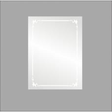 огледало КРИСТАЛ 1022/45  60х45