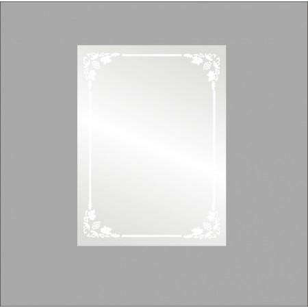 огледало КРИСТАЛ 1023/45  60х45