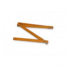 метър дървен 2м ХАРДИ 0710-400200